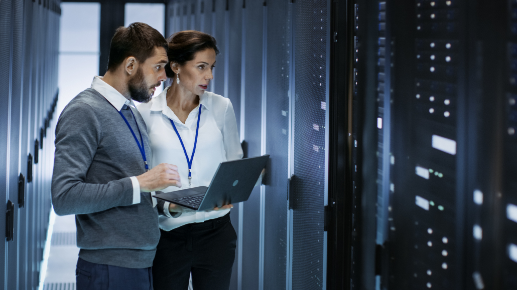 DTI is a Leading Provider of IT Maintenance for Data Centers